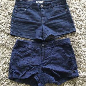 Bundle of shorts Gap/Hydrant
